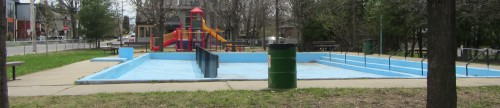 [Wading Pool Photo]