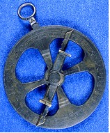 Samuel de Champlain lost his astrolabe in May 1613