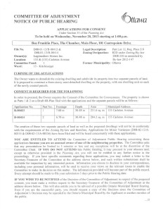 COA Notice 153 Carleton.pdf
