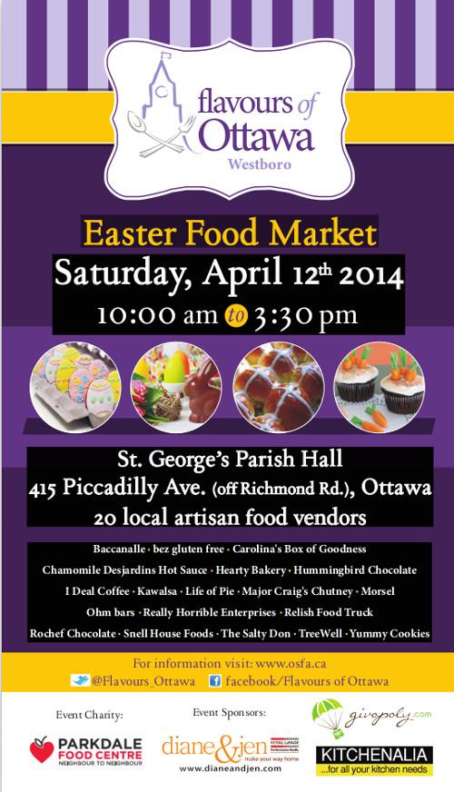 WestboroFoodMarket Easter Sign 2014 Flavours of Ottawa.jpeg