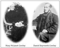 Captain Dan & Mary Cowley