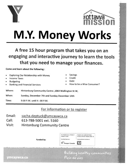 M.Y. Money Works English version