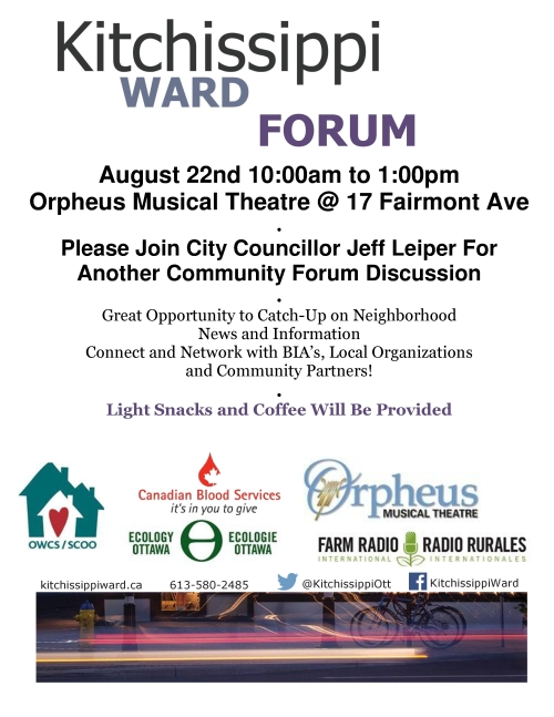 20150822 Kitchissippi Ward Forum Poster.jpeg