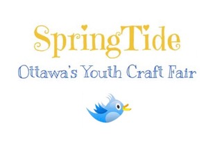 [Spring Tide - Ottawa's Youth Craft Fair]