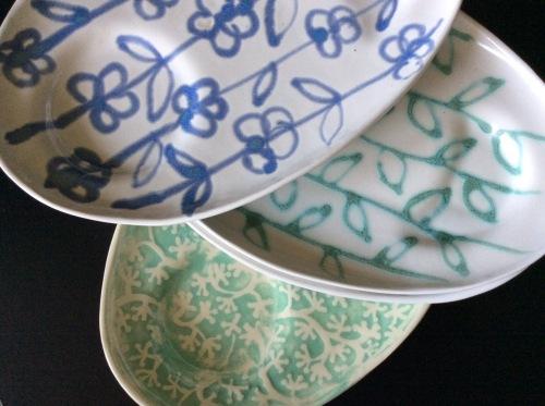 [Pottery Platters]
