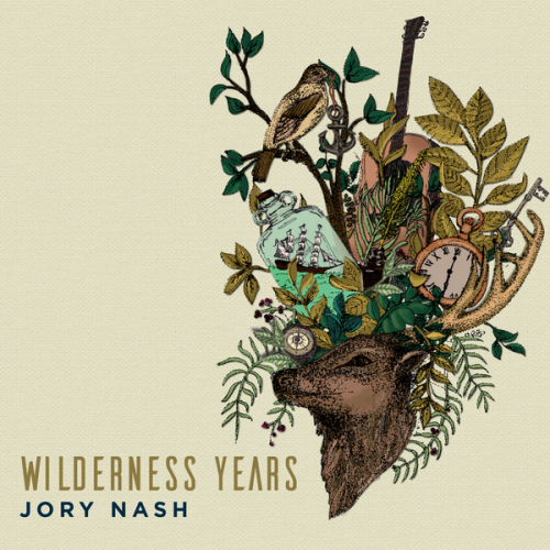 [Wilderness Years, Jory Nash poster]
