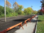 [Pontiac Street on October 13 2019 - Topsoil Ready]